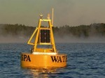Lake Sunapee Buoy