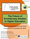 EvoS Journal Cover