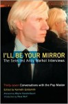 Book of Warhol interviews with essay by Wolf 04